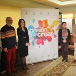 'Pasión por crear' en la Biblioteca regional