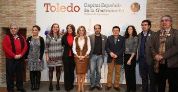 La Capitalidad Gastronómica de Toledo viajará por todo el mundo