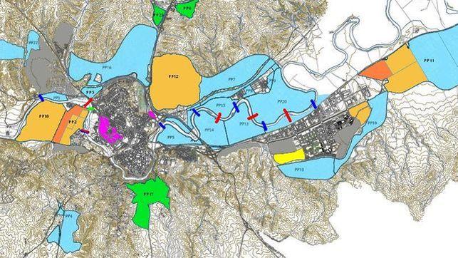Toledo consolida urbanísticamente la Abadía, la Bastida, la Sisla o Montesión