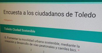 Los toledanos podrán votar para decidir el modelo de ciudad que quieren