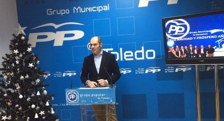 """El PP rechaza los presupuestos toledanos por no tener """"equilibrio y rigor"""""""