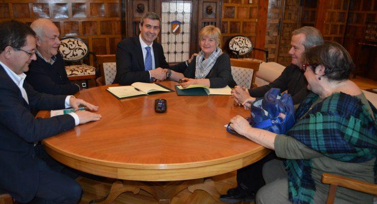 La Diputación de Toledo dona 10.000 euros para campamentos saharauis