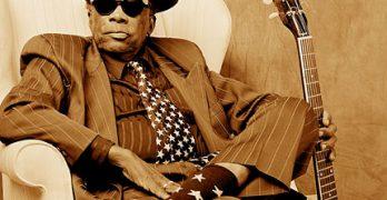Talavera rinde homenaje al blues de Howling Wolf y John Lee Hooker