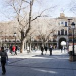Próxima rehabilitación de la Plaza de Zocodover de Toledo