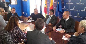 Junta, Plataforma del Tajo y partidos de Talavera, juntos en defensa del agua