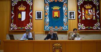 El pleno de Talavera apoya al Tajo y la escuela pública