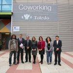 Nuevo centro de 'coworking' en el Polígono de Toledo