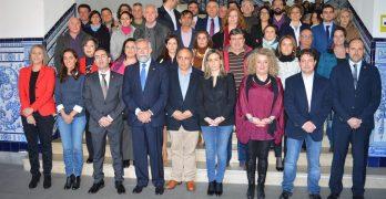 """Unión """"histórica"""" de alcaldes en apoyo al río Tajo"""
