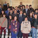 La Diputación de Toledo defiende la igualdad en el Día Mundial del Síndrome de Down