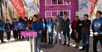 """Marcha solidaria en Toledo: """"Sin igualdad no hay justicia"""""""