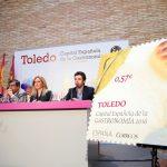 El mazapán de Toledo, protagonista del último sello de Correos