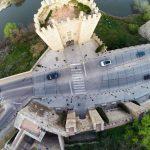 """Arqueología aérea para """"documentar"""" el patrimonio de Toledo"""