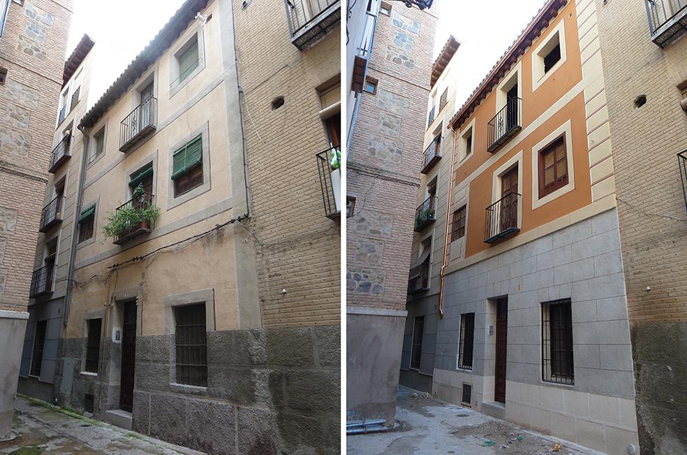 Toledo apostar por rehabilitar viviendas y aligerar de for Convenio jardineria 2016