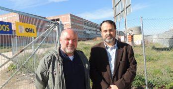 """Ganemos Toledo exige a la Junta un hospital """"cien por cien"""" público"""