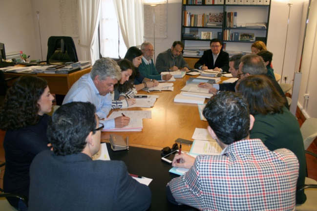 Comisión de urbanismo
