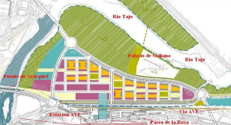 Méndez Pozo no quiere renunciar a sus proyectos inmobiliarios en Toledo