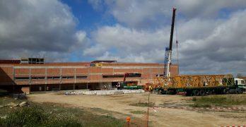 Se retoman las obras del nuevo hospital de Toledo cuatro años después