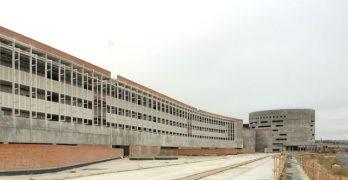 Cuenta atrás para el reinicio de las obras del nuevo Hospital de Toledo
