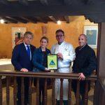 'Locum' recibe también el certificado de Dieta Mediterránea