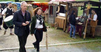 El Mercado Cervantino inicia en Toledo la programación del IV Centenario de la Muerte del autor