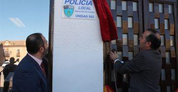 Consuegra abre su sede de Policía Local que ha costado 20.000 euros