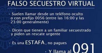 La Policía registra en Toledo cinco llamadas comunicando falsos secuestros virtuales