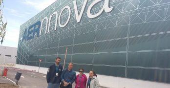 Aernnova-Illescas pone fin al conflicto laboral con mejoras salariales
