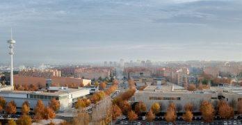"""Medio ambiente, cultura y abrazos en el Polígono, barrio """"en transparente"""""""