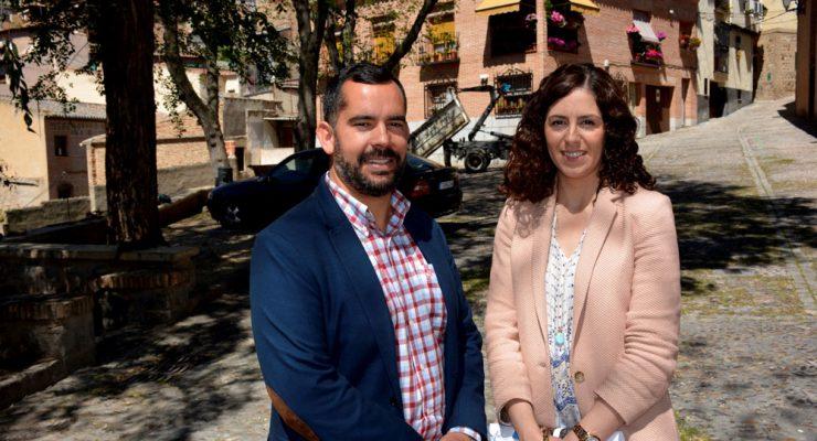 El Ayuntamiento de Toledo colabora con el colegio San Lucas y María en un proyecto de educación medioambiental