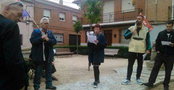Fuensalida celebra la I Marcha por la Memoria Histórica