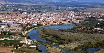 La Junta pide a Fomento el máximo impulso para la plataforma logística de Talavera