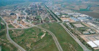 La Junta retirará el amianto de la parcela de su propiedad en el Barrio Avanzado de Toledo