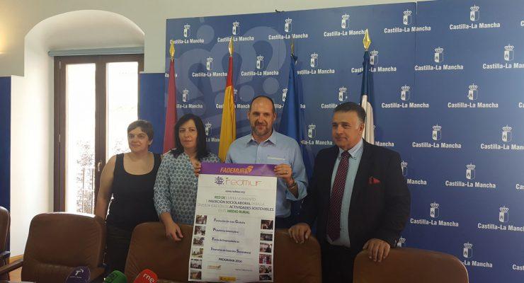 El Real de San Vicente acoge este fin de semana la 'I Feria Redmur'