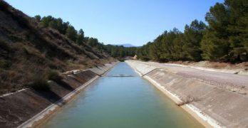 Rajoy inaugura el año hidrológico con otro triple trasvase del Tajo al Segura