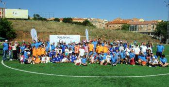 Jornada de voluntariado con 200 niños en situación de vulnerabilidad