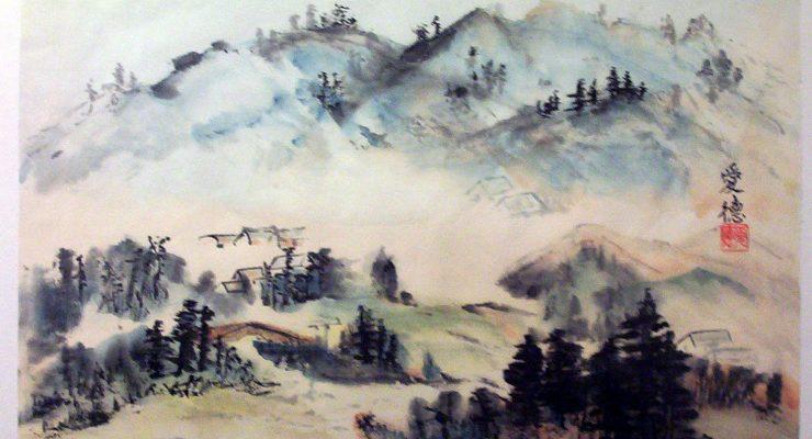 Federico de Arce, trasunto del poeta chino Hu Zi en 'Aguas arriba de mi madre'