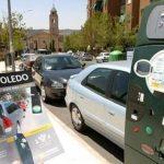 Los parquímetros de la ORA en Toledo pedirán la matrícula desde el 1 de marzo