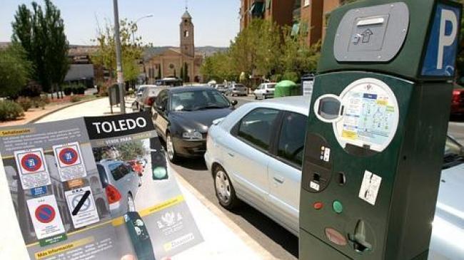 """CCOO propone municipalizar la ORA de Toledo para evitar """"persecuciones"""" a sindicalistas"""