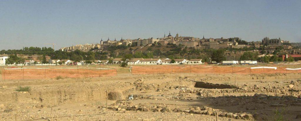 TO07. TOLEDO. 19-10-06. Imagen de archivo de los terrenos de la Vega Baja en la ciudad de Toledo. EFE/Jesús Carvajal