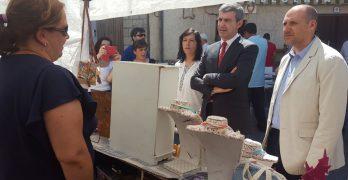 """I Feria Redmur o el """"potencial"""" de la mujer para crear empleo en el área rural"""