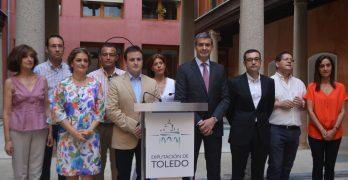 """Un primer año para desterrar el """"oscurantismo"""" de la Diputación de Toledo"""