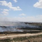La comisión de investigación sobre el incendio de neumáticos de Seseña será pública