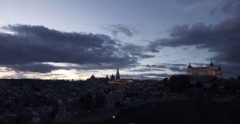 VÍDEO | Toledo también se vive de noche