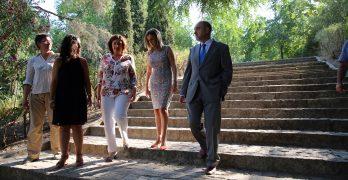 Tolón anuncia que pedirá a la Confederación del Tajo la puesta en marcha del Plan de Riberas