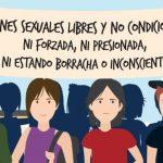 Llega a Toledo la campaña 'Sin un sí, es no' contra la violación en cita