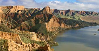 El atardecer en Las Barrancas de Burujón, entre los diez más bonitos de España