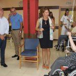 Bienestar Social destaca las mejoras en la residencia 'Virgen del Prado' de Talavera