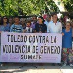 """Toledo pide """"justicia y eficacia"""" contra la violencia de género"""