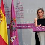 """La alcaldesa de Toledo, """"totalmente de acuerdo"""" con la entrada de Podemos en la Junta"""