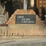 Ofensiva judicial contra vestigios franquistas en 25 pueblos de Toledo